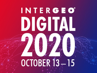 INTERGEO 2020: 100 Prozent Digital