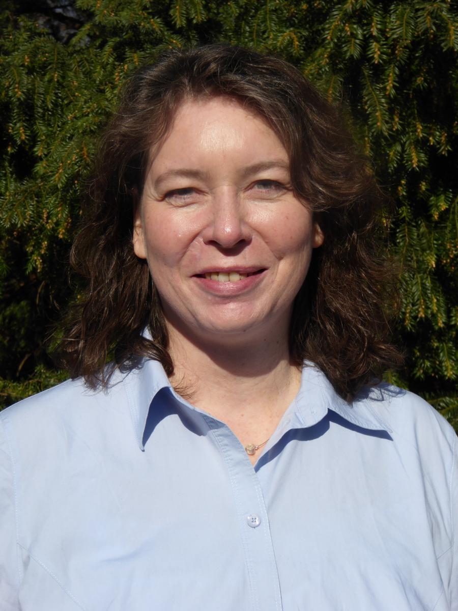 AK1-Mitglied Dagmar Werner