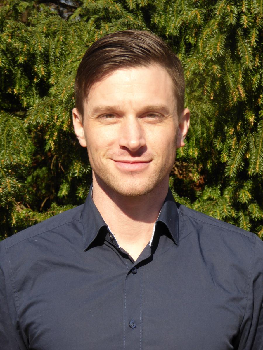 AK1-Mitglied Jens Rothe