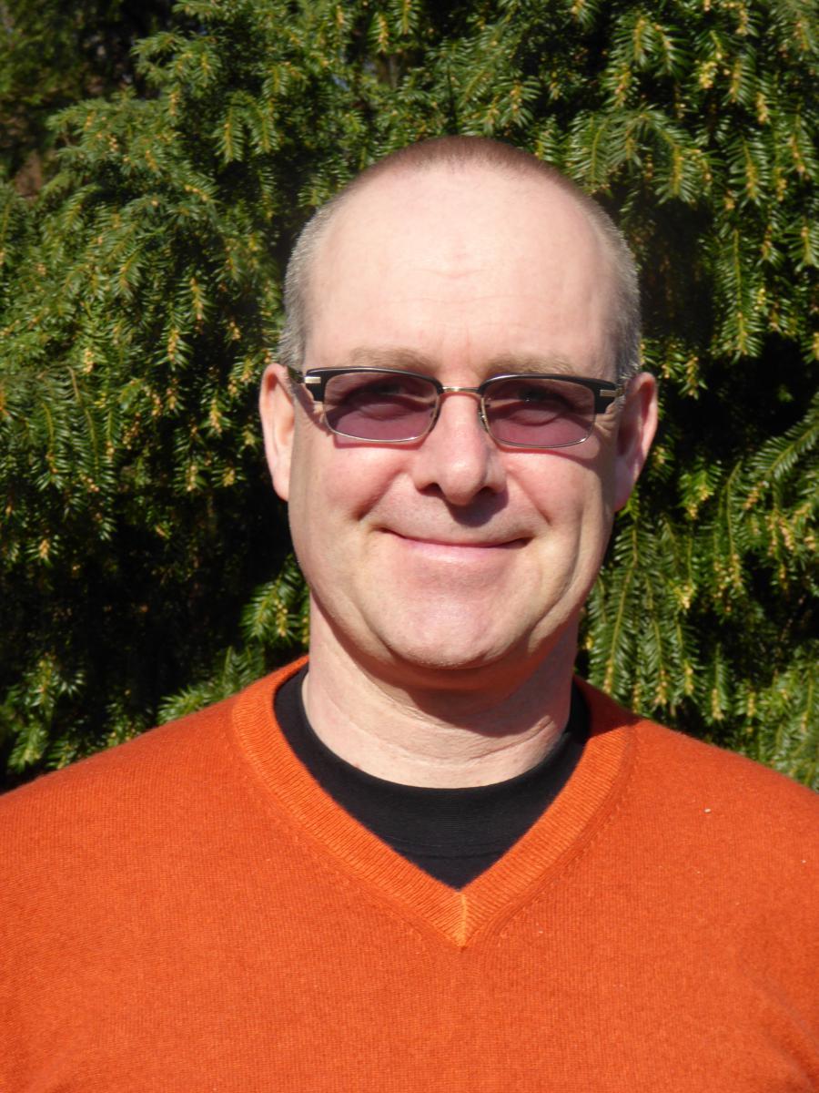 AK1 Mitglied Martin Steuber