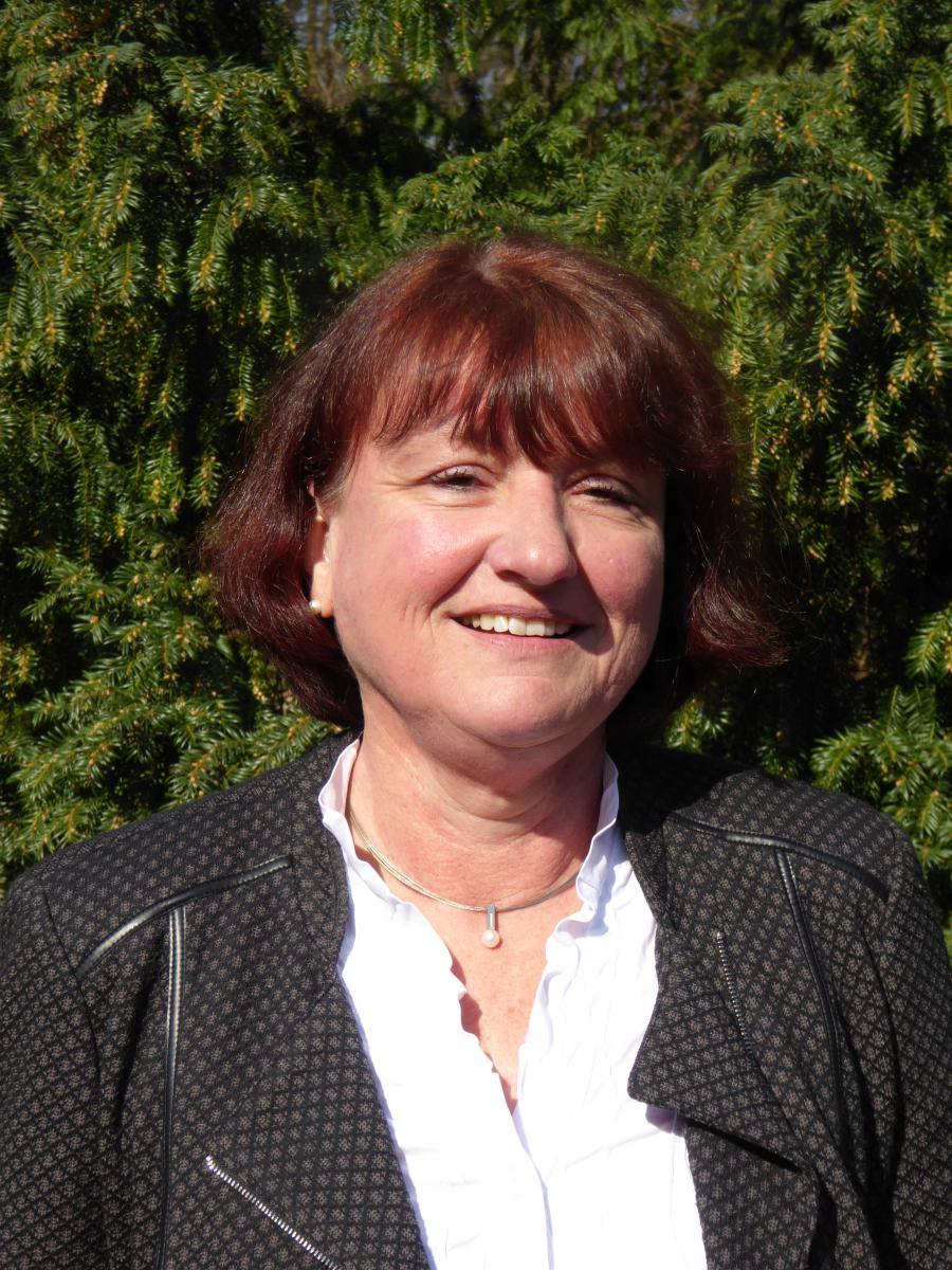 AK1-Leiterin Monika Przybilla