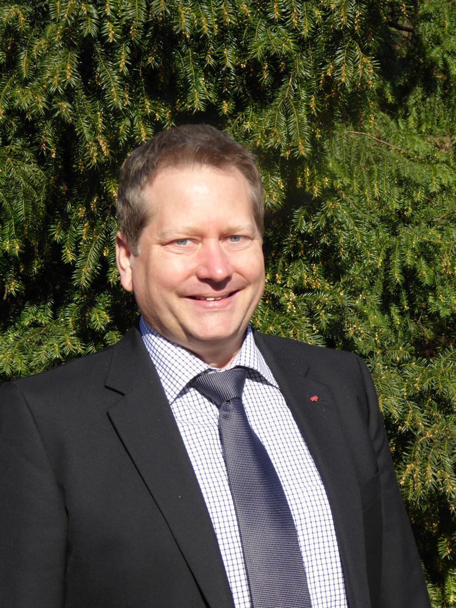 AK1-Mitglied Thomas Schürle