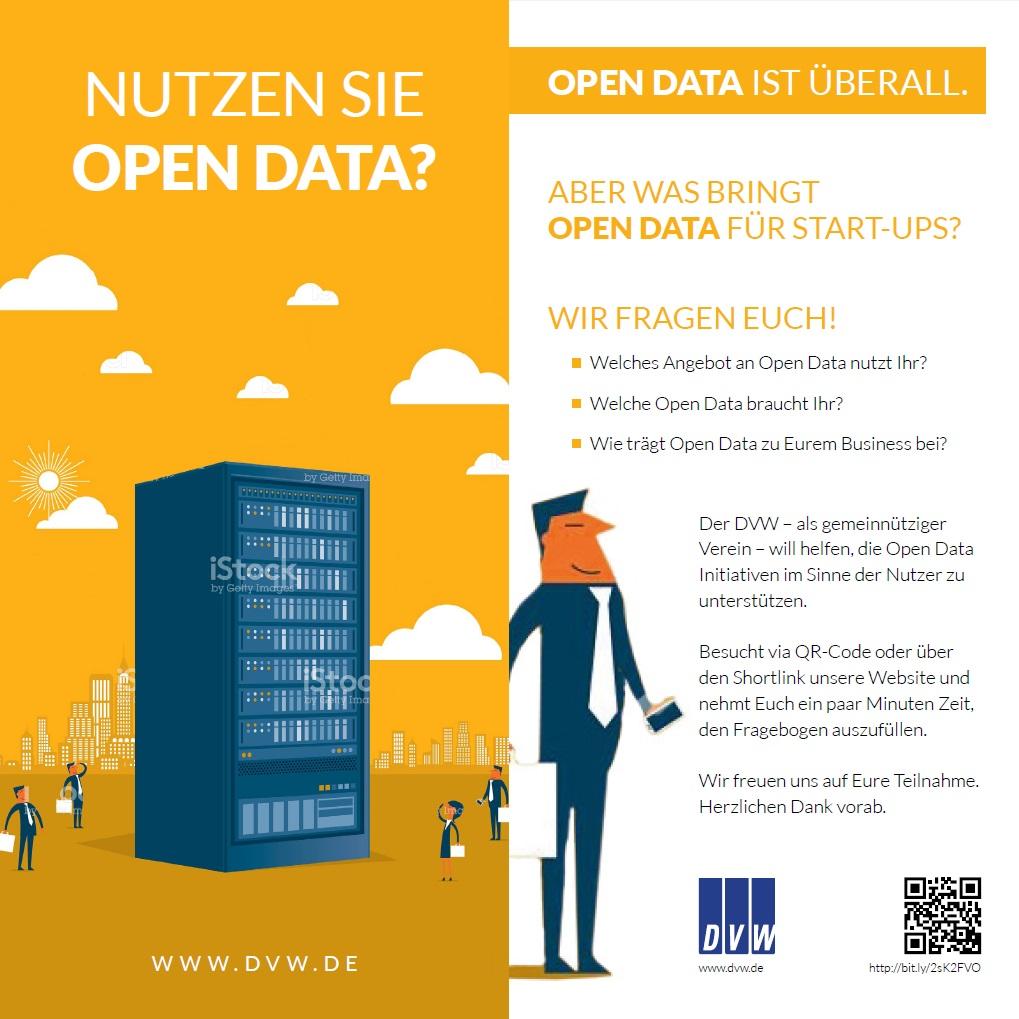 Online-Umfrage_Wird OpenData genutzt?