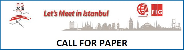 FIG in Istanbul 2018_Call for Paper