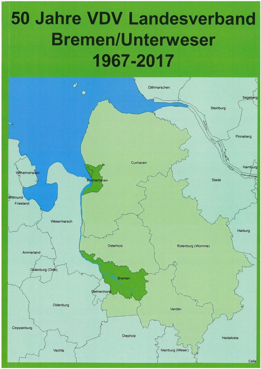 50 Jahre VDV Bremen/Unterweser