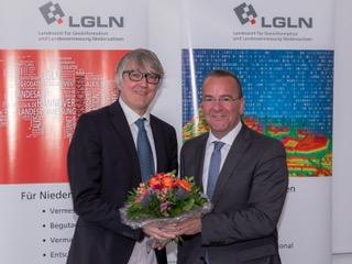 Amtseinführung Präsident LGLN