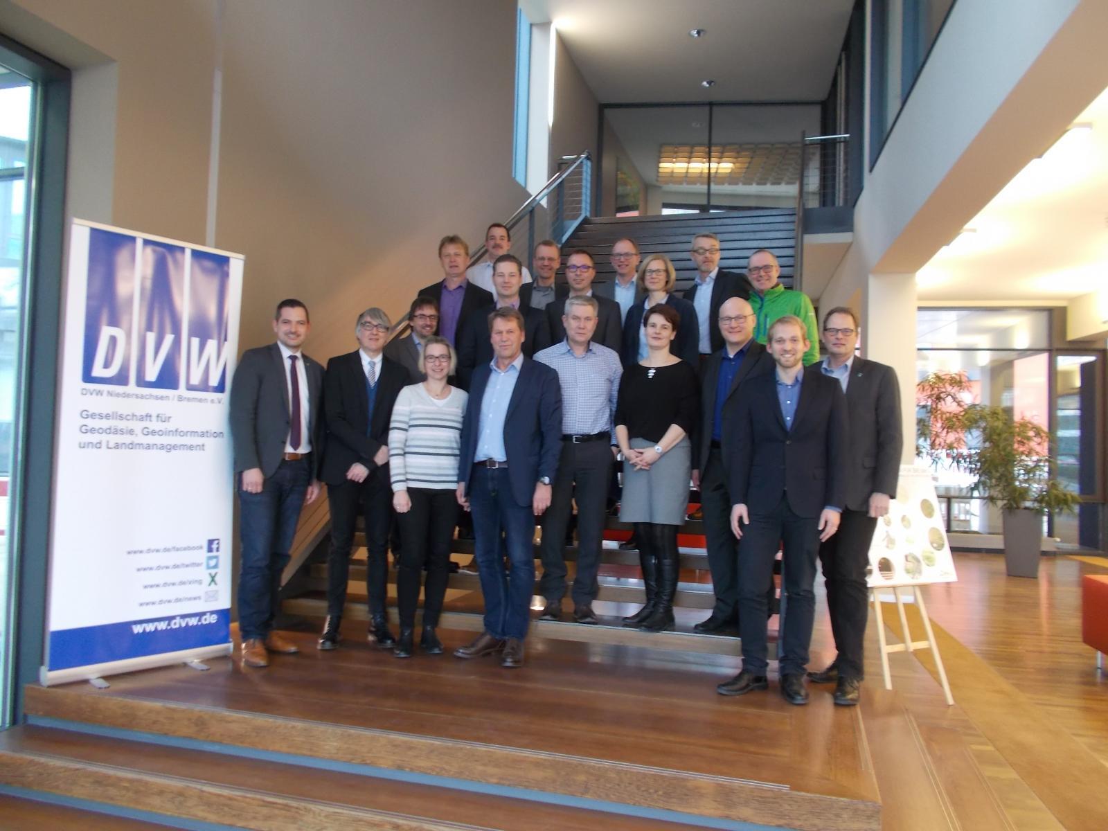 Auftaktsitzung des AK 6 in Bremen