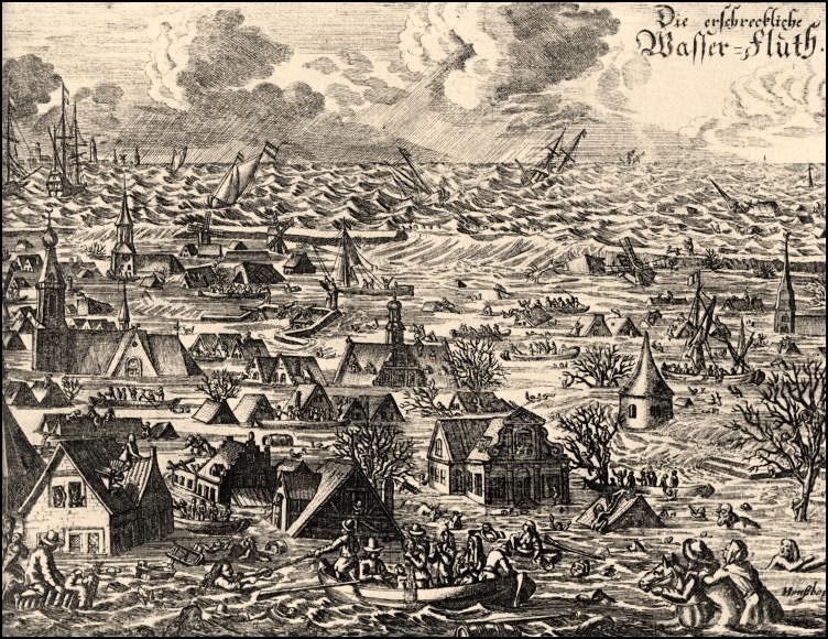 Bild 1 - Kupferstich