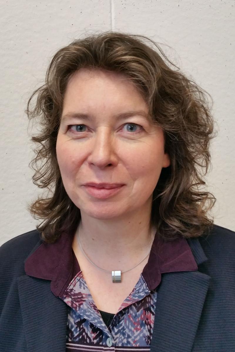 Portraitfoto Dagmar Werner