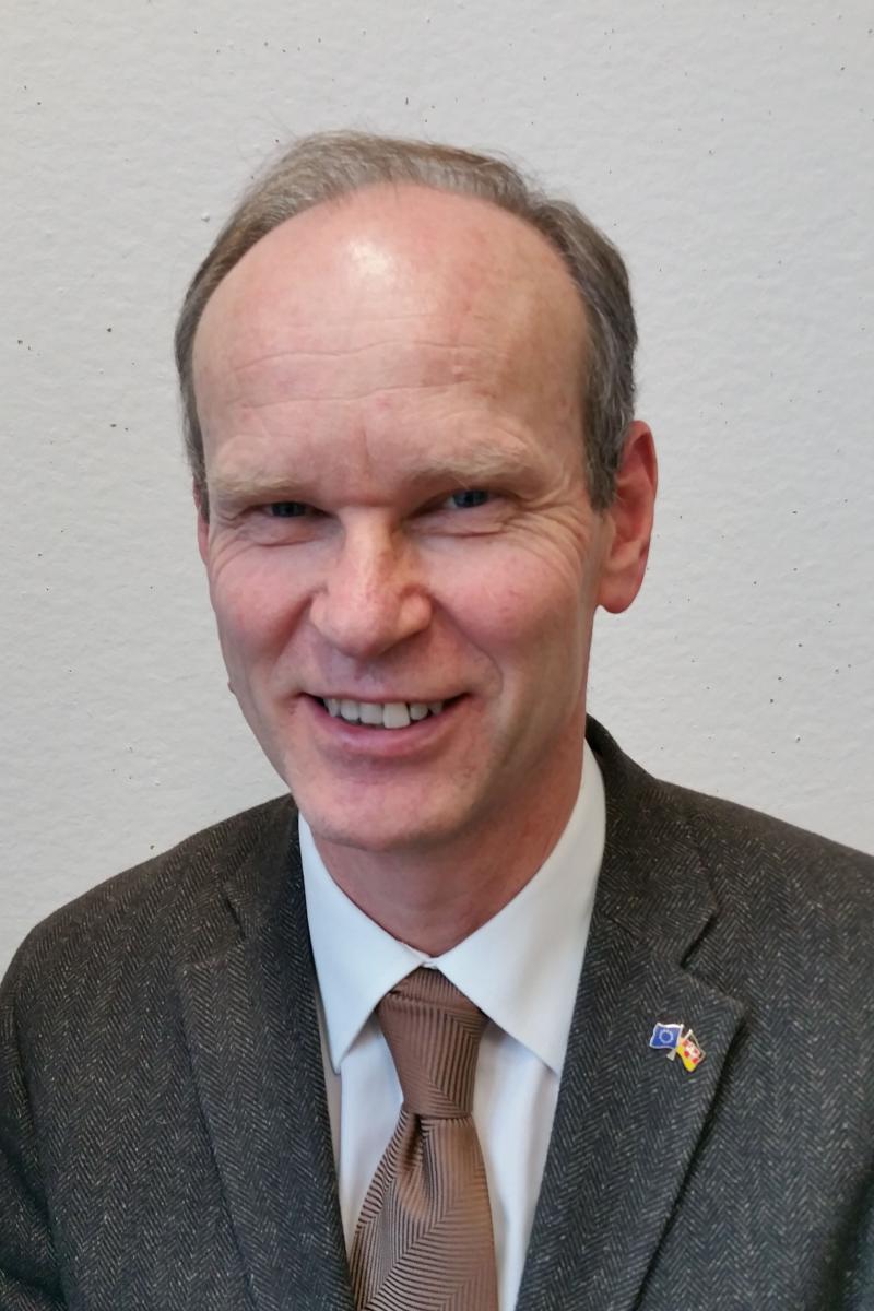 Portraitfoto Hans-Ludger Gerdes