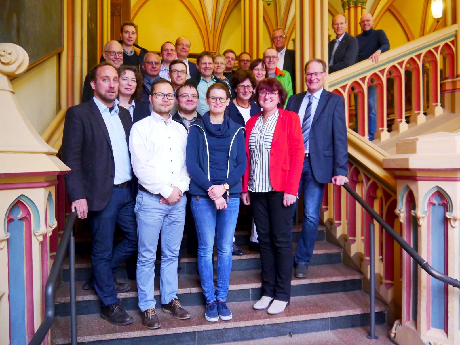 DVW-Arbeitskreis 1 in Erfurt