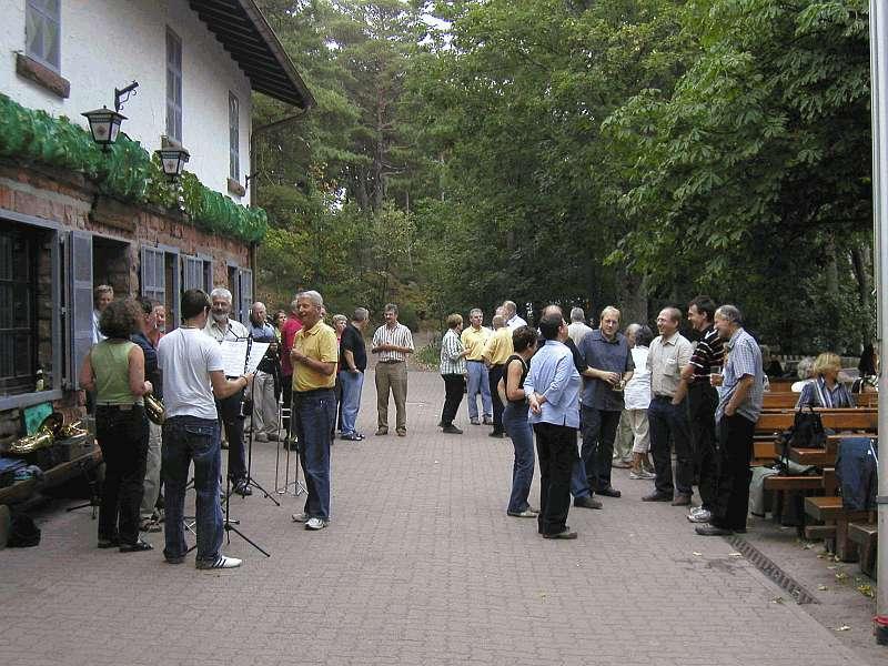 30. Spießbratenessen auf der Hohe-Loog-Hütte, Bild 2
