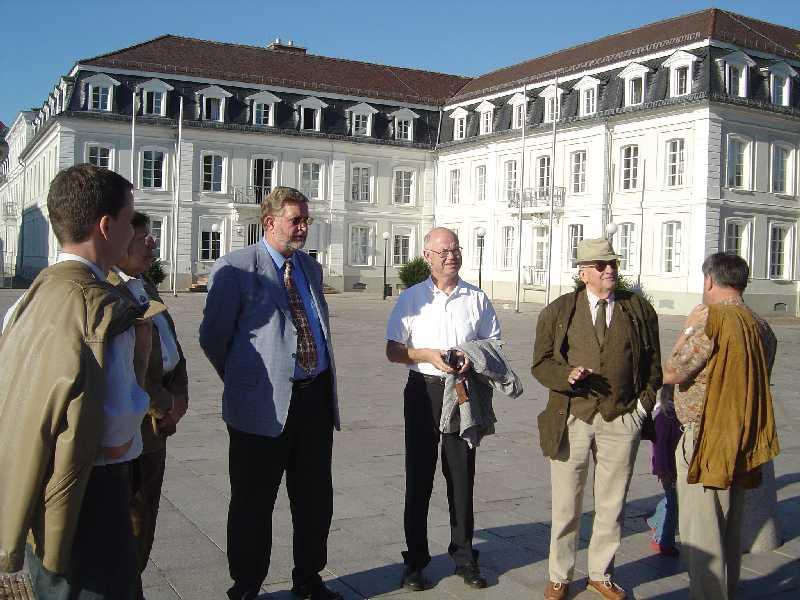 Exkursion in Zweibrücken, Bild 1