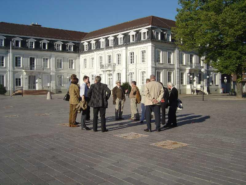 Exkursion in Zweibrücken, Bild 2