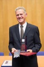 DVW-Preisträger 2013 Prof. Reiner Rummel