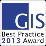 DVW GIS Best Practice Award 2013