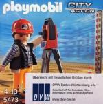Playmobil-Vermessungstechniker
