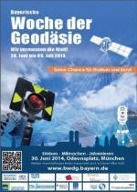 Bayerische Woche des Geodäsie
