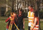 Praktische Fortbildung der Mathe-Lehrer   ©HTW Dresden, Fakultät Geoinformation