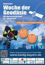 Bayerische Woche der Geodäsie 2016