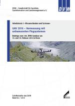 UAV 2016 – Vermessung mit unbemannten Flugsystemen
