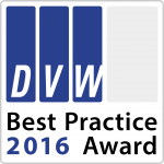 DVW Best Practice Award
