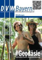 Sonderheft Ausbildung des DVW Bayern - digital verfügbar!