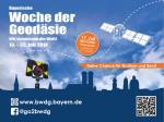 Bayerische Woche der Geodäsie: die Termine für 2018 stehen fest!