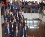 """Teilnehmer des FIG Pre-Conference Workshops """"BIM for surveyors"""""""