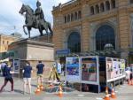 Aktion zum Tag der Geodäsie in Hannover 2016