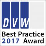 DVW Best Practice Award 2017