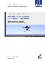 Band 89 der DVW-Schriftenreihe erschienen - UAV 2018 – Vermessung mit unbemannte