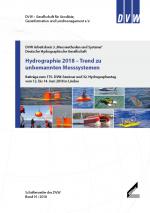 Band 91 der DVW-Schriftenreihe erschienen - Hydrographie 2018 – Trend zu unbeman