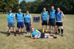 Fußballturnier Uni Bonn (Foto: DVW NRW e.V.)