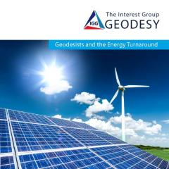 Geodesists and the Energy Turnaround