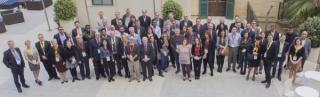 FIG Comm 3 Annual Meeting and Workshops - Gruppenfoto Malta 2015