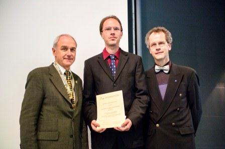 Verleihung DGK-Wissenschaftspreis 2012