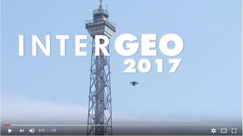 INTERGEO 2017 in Bildern