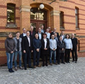 Mitglieder des DVW-AK1 Beruf (2015-2018)