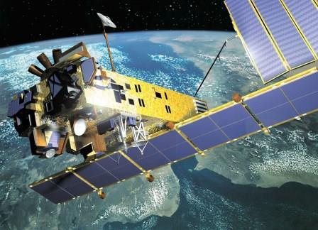 Satellit Envisat, Quelle: Deutsches Zentrum für Luft- und Raumfahrt, www.dlr.de