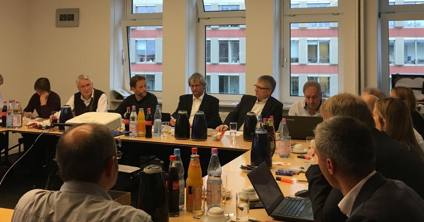 Sitzung des AK 3 im BSH