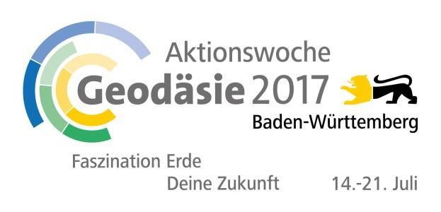 Aktionswoche Geodäsie 2017 Baden-Württemberg