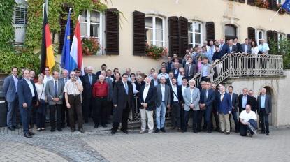 3-Ländertagung: Geodäten überwinden Grenzen in Europa