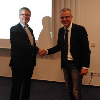 Ende der Amtszeit von AK4-Leiter Heiner Kuhlmann