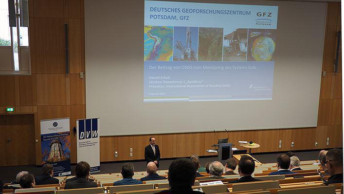 """GNSS 2017-Seminar """"Kompetenz für die Zukunft"""""""