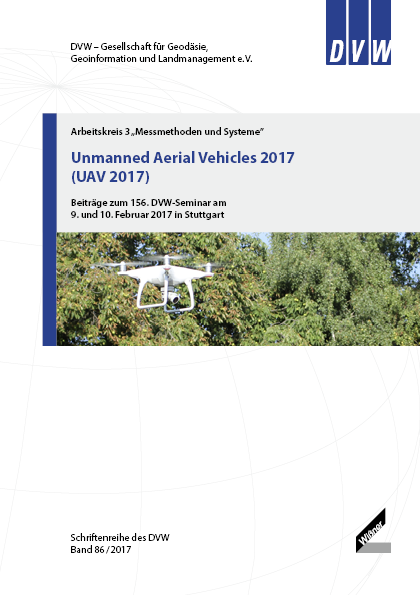 Unmanned Aerial Vehicles 2017 (UAV 2017)