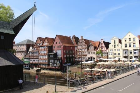 Hafen Lüneburg (© Lüneburg Marketing GmbH)