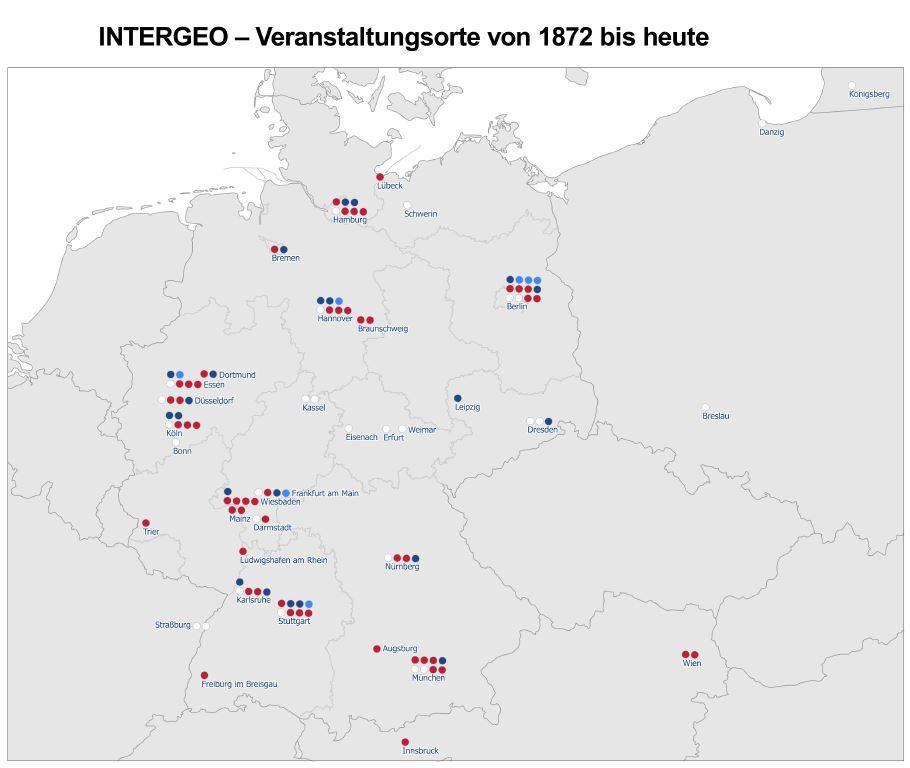 geportal.de - Karte des Monats September