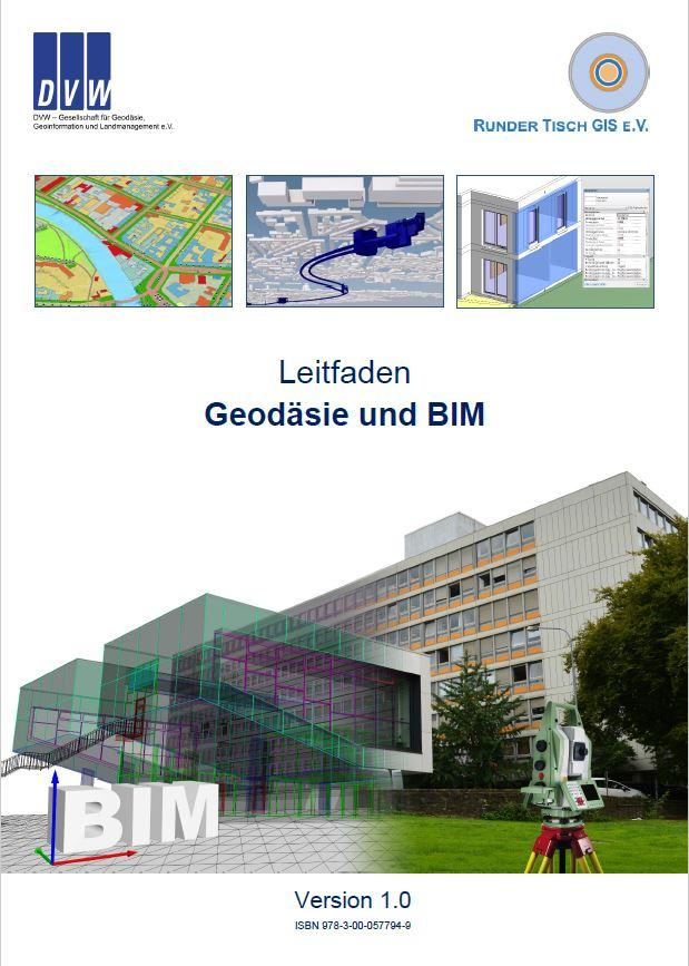 """Leitfaden """"Geodäsie und BIM"""""""