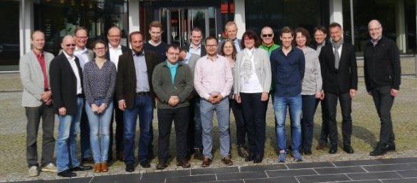 Mitglieder des AK1 in Bremen